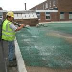 Commercial: Hydro Seeding / Erosion Control